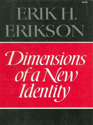 cover image of Dimensions of a New Identity