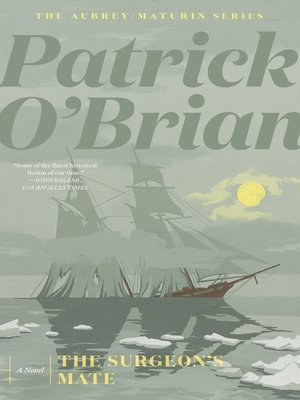 cover image of The Surgeon's Mate (Volume Book 7)  (Aubrey/Maturin Novels)