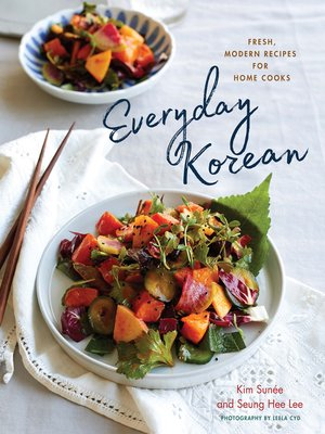cover image of Everyday Korean