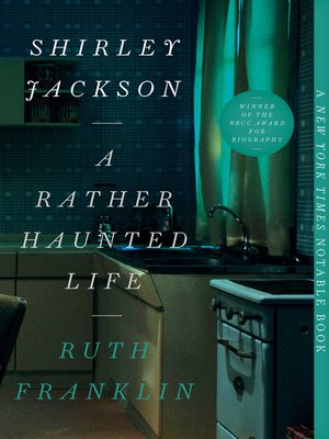 cover image of Shirley Jackson