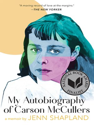 cover image of My Autobiography of Carson McCullers