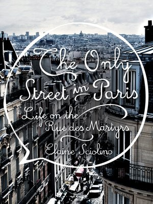 cover image of The Only Street in Paris