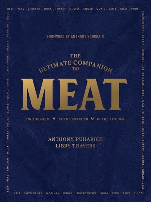 cover image of The Ultimate Companion to Meat