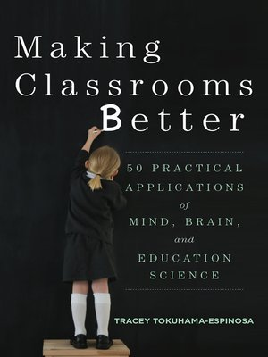 cover image of Making Classrooms Better
