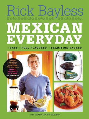 cover image of Mexican Everyday