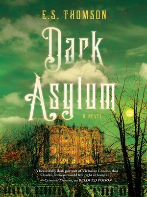 cover image of Dark Asylum