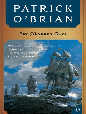 cover image of The Hundred Days (Volume Book 19)  (Aubrey/Maturin Novels)