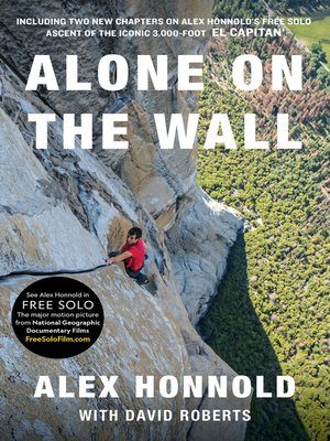 cover image of Alone on the Wall