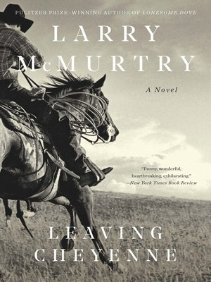 cover image of Leaving Cheyenne