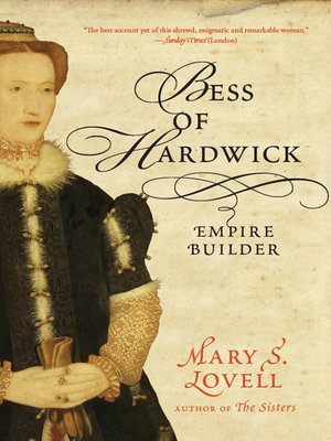 cover image of Bess of Hardwick