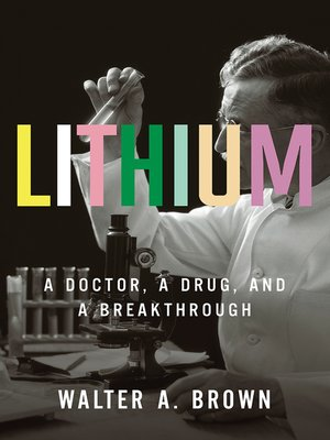 cover image of Lithium