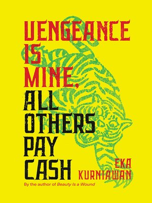 cover image of Vengeance Is Mine, All  Others Pay Cash
