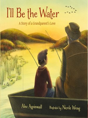 cover image of I'll Be the Water