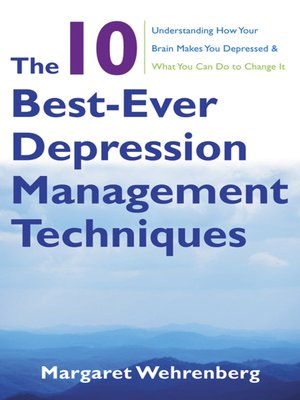 cover image of The 10 Best-Ever Depression Management Techniques