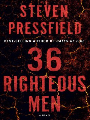 cover image of 36 Righteous Men