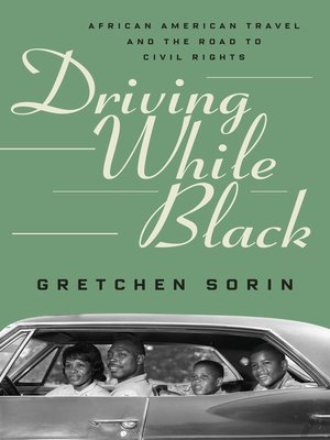 cover image of Driving While Black
