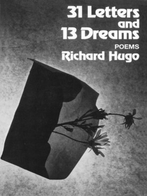 cover image of 31 Letters and 13 Dreams