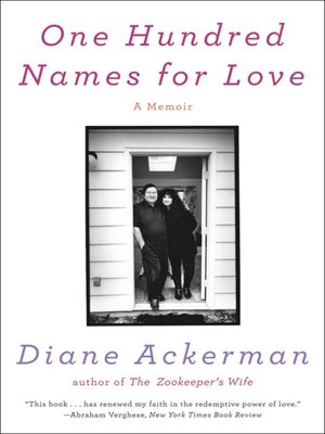 cover image of One Hundred Names for Love