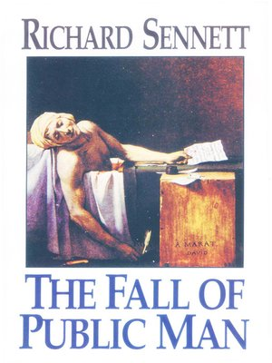 cover image of The Fall of Public Man