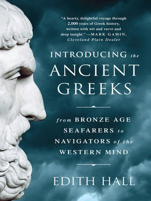 cover image of Introducing the Ancient Greeks