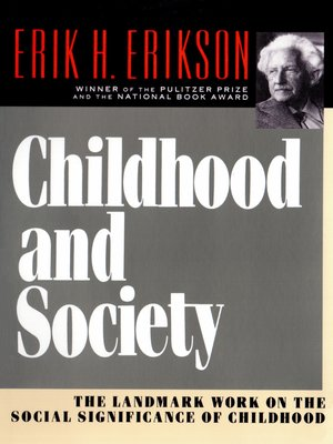 cover image of Childhood and Society