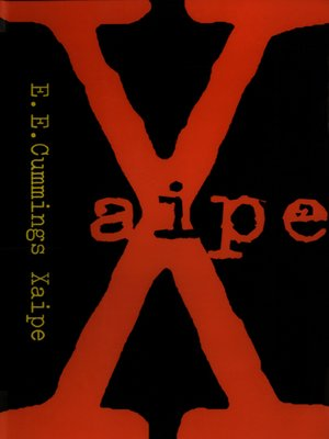 cover image of XAIPE
