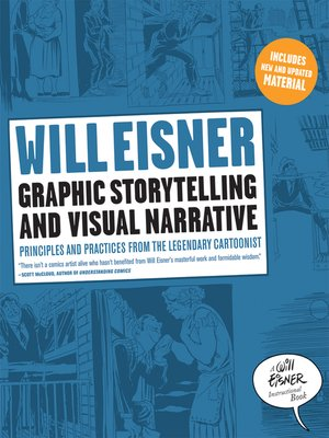 cover image of Graphic Storytelling and Visual Narrative