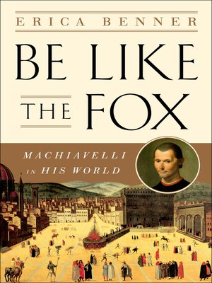 cover image of Be Like the Fox