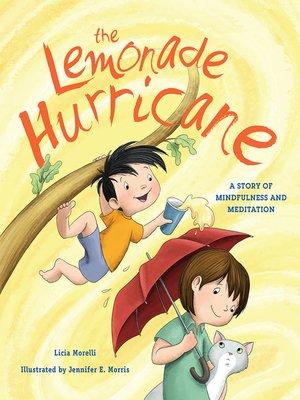 cover image of The Lemonade Hurricane