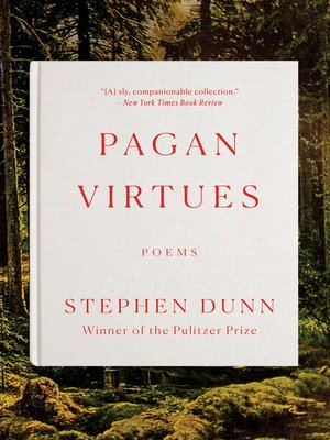 cover image of Pagan Virtues