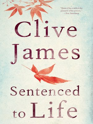 cover image of Sentenced to Life