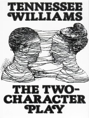 cover image of The Two-Character Play