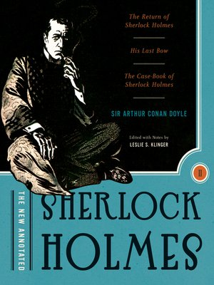 cover image of The New Annotated Sherlock Holmes
