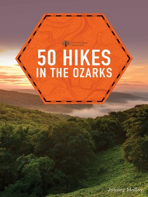 cover image of 50 Hikes in the Ozarks