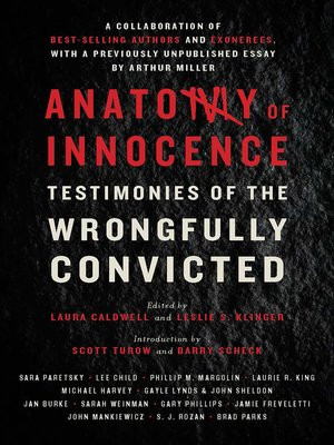 cover image of Anatomy of Innocence