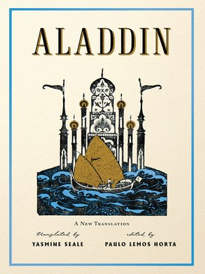 cover image of Aladdin