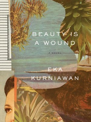 cover image of Beauty Is a Wound
