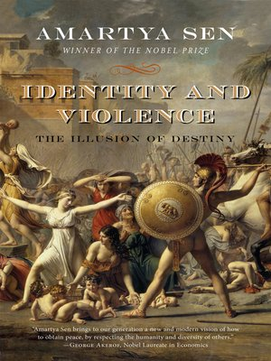 cover image of Identity and Violence
