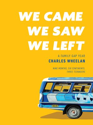 cover image of We Came, We Saw, We Left