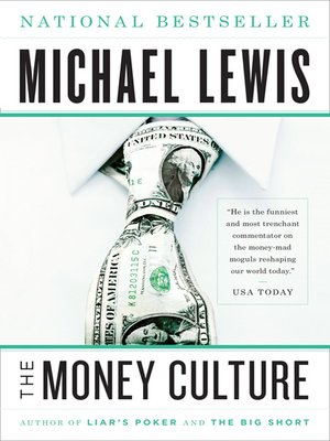 cover image of The Money Culture