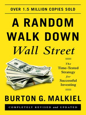 cover image of A Random Walk Down Wall Street