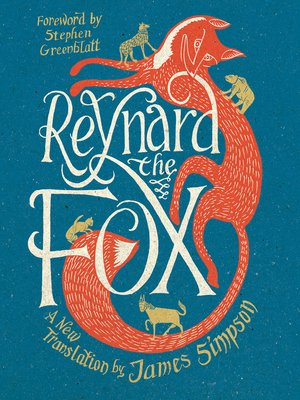 cover image of Reynard the Fox