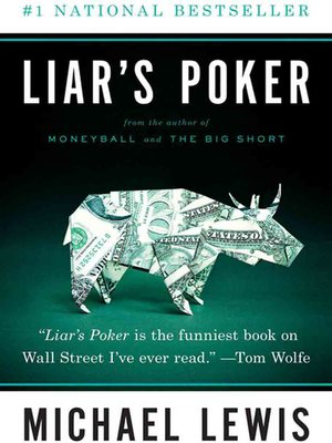 cover image of Liar's Poker