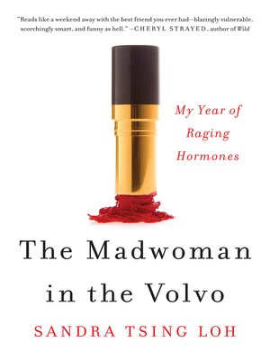 cover image of The Madwoman in the Volvo