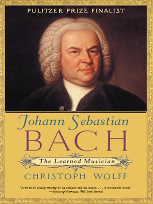 cover image of Johann Sebastian Bach