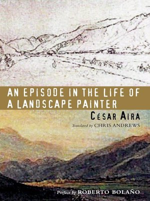 cover image of An Episode in the Life of a Landscape Painter