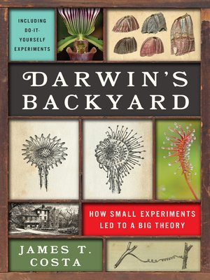cover image of Darwin's Backyard