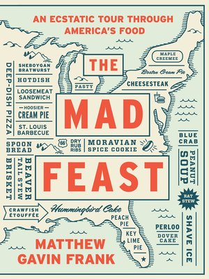 cover image of The Mad Feast