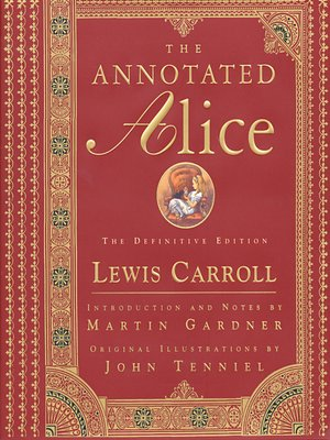 cover image of The Annotated Alice
