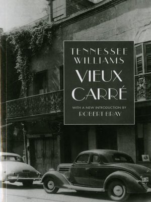 cover image of Vieux Carre